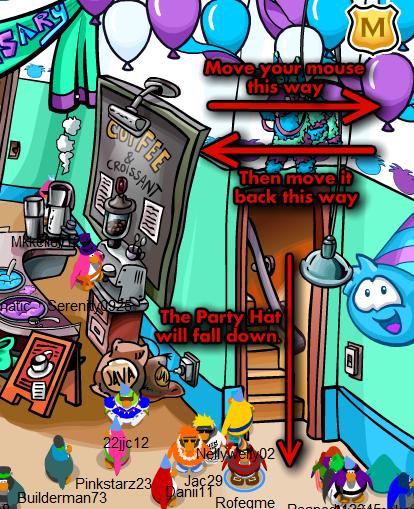 partyhathowtoget