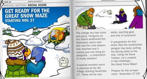 snowmaze