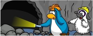 Cave Rockslide Explorers