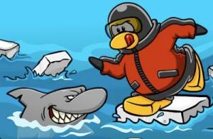 Club Penguin Puffle Rescue Game