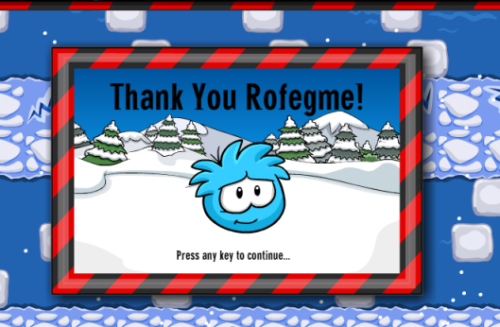 New Club Penguin Puffle Rescue Game