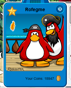 Club Penugin Puffle Bandanna